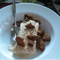 Coffee Semifreddo