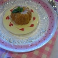 Mini Almond Cake