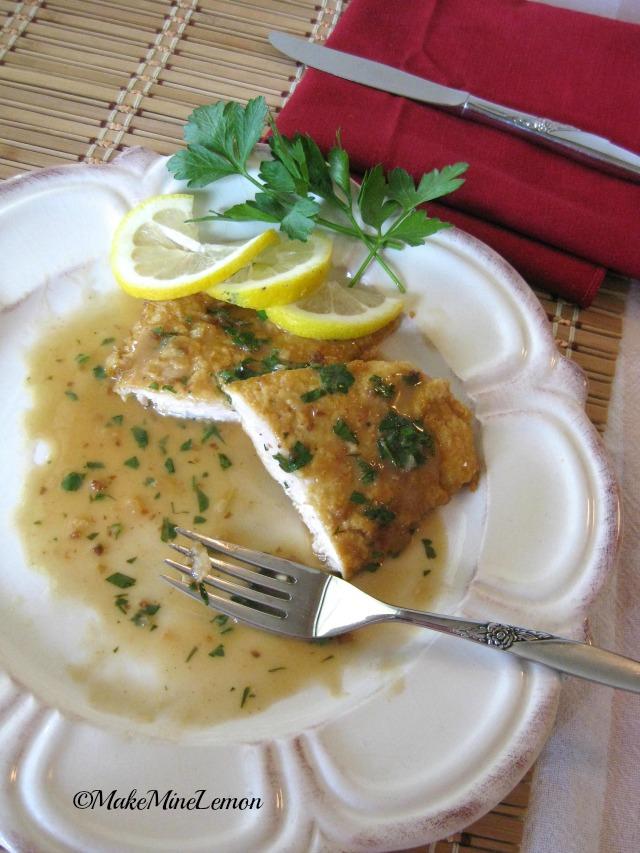 Chicken Française