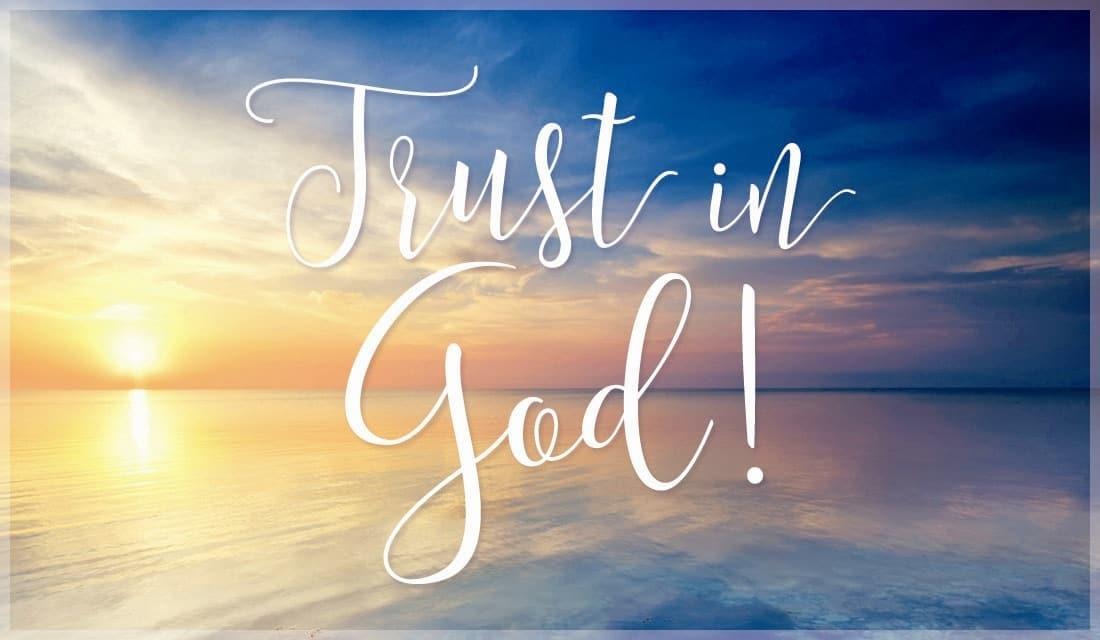 God Exists: God Is Good