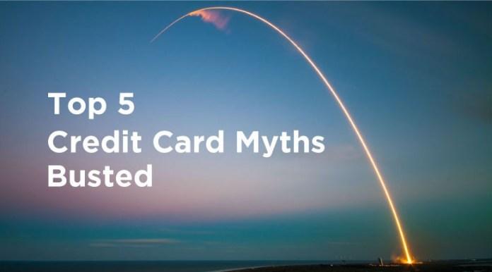 5 Evil Credit Myths Busted