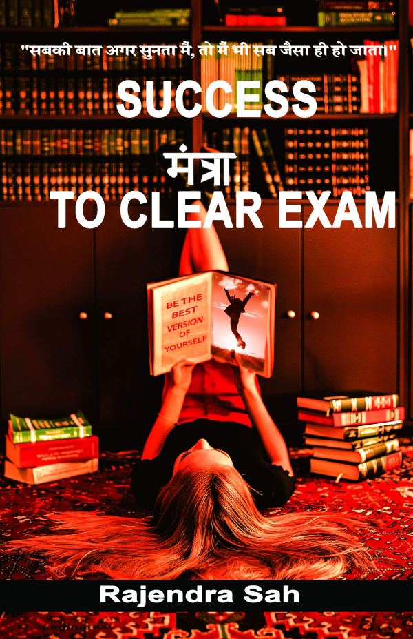 Success Mantra To Clear Exam By CA Rajendra Sah Edition 2019
