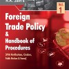 R.K Jain Foreign Trade Policy & Handbook of Procedures