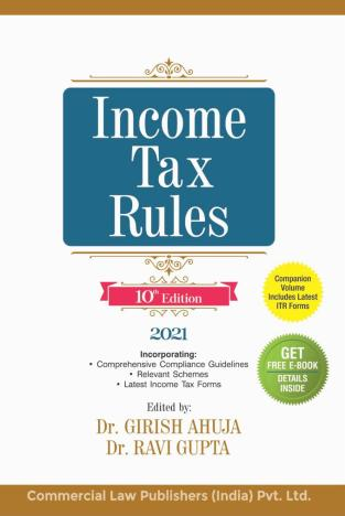 Commercial Income Tax Rules Dr Girish Ahuja Dr Ravi Gupta