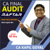 Video Lecture CA Final Audit Fast Track CA Kapil Goyal