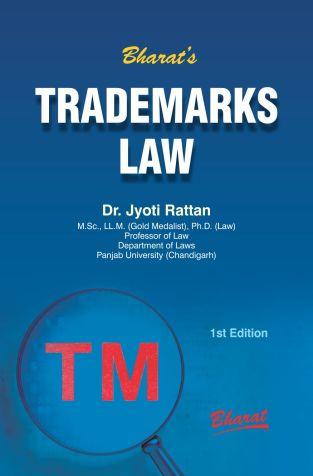 Bharat Trademarks Law By Jyoti Rattan Edition July 2021