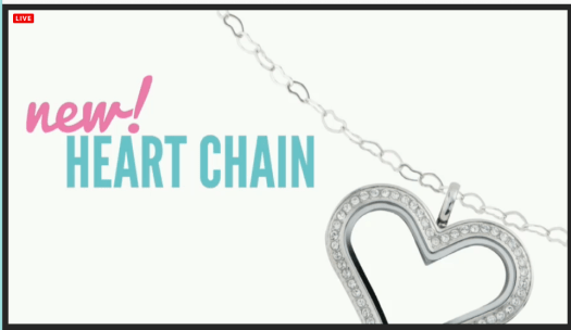 Origami Owl Heart Link Chain Origami Tutorial Lets Make It