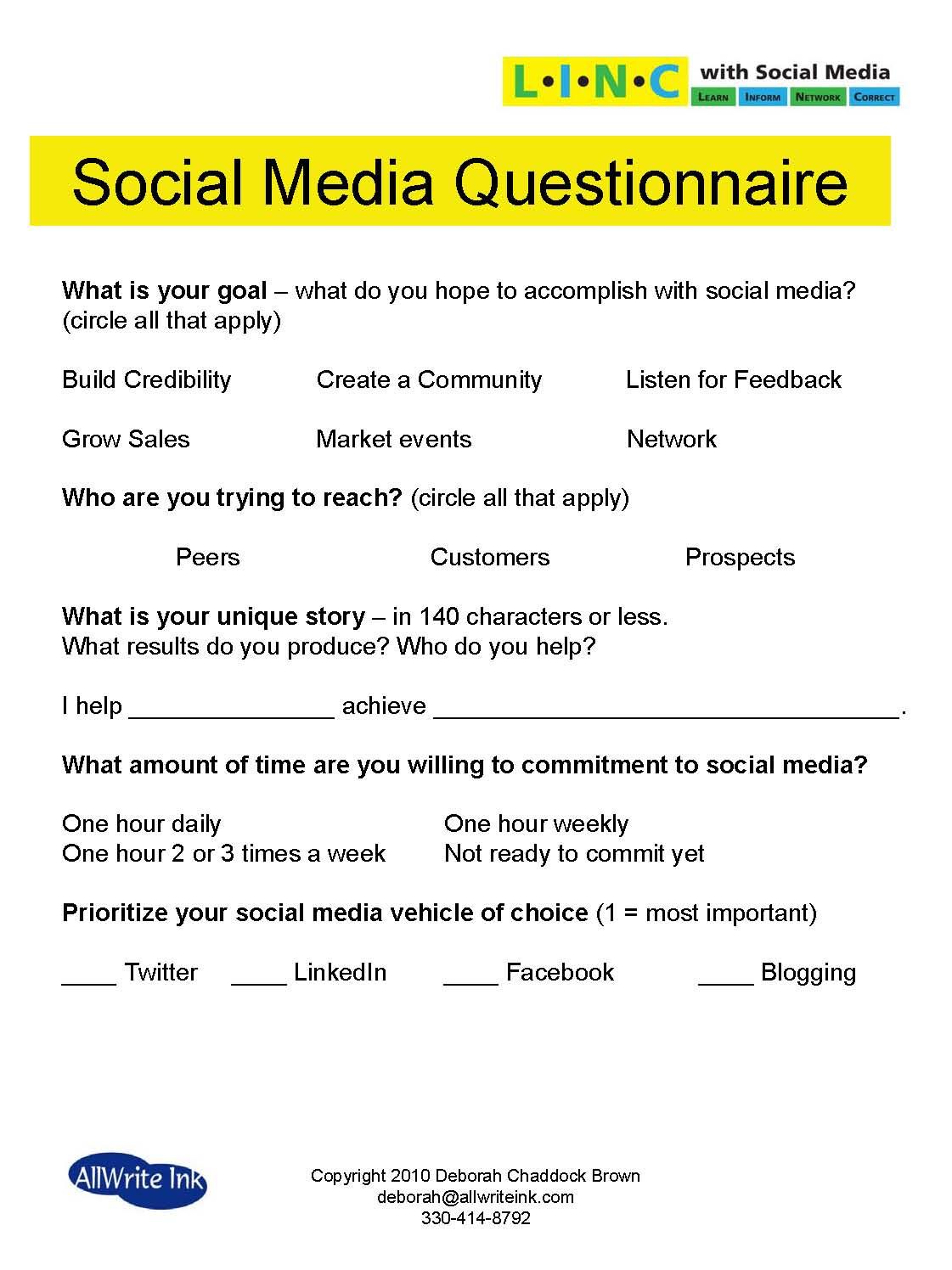 Create A Customer Focused Social Media Strategy