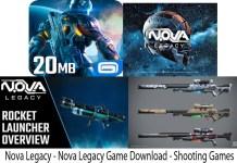 Nova Legacy - Nova Legacy Game Download - Shooting Games