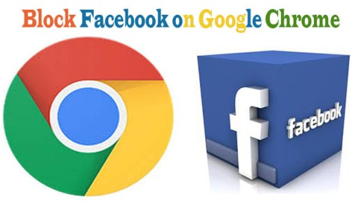 Block Facebook on Google Chrome