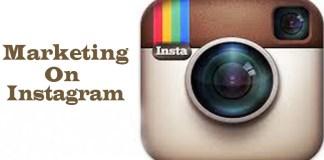 use Instagram as a Marketing tool | Marketing on Instagram