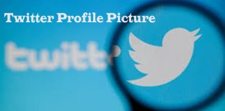 Twitter Profile Picture - How to Update your Twitter Profile Picture