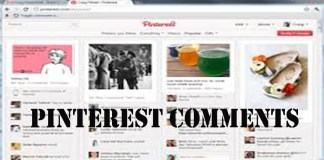 Pinterest Comments - How to Comment on Pinterest
