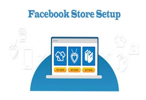 Facebook Store Setup - How to Setup a Facebook