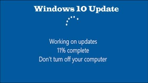 Windows 10 Update - How to Install Windows 10 Update