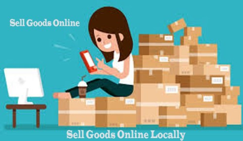 Sell Goods Online Locally