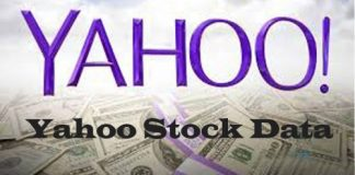 Download Stock Data from Yahoo