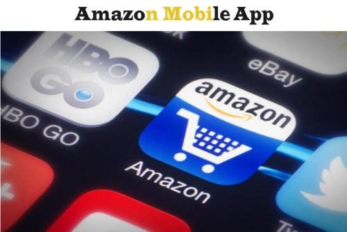 Amazon Mobile App - Download the Amazon Mobile App