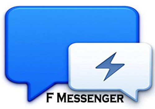 F Messenger - The Facebook Messenger App