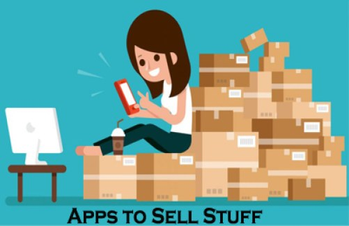 Apps to Sell Stuff - Online Ecommerce Platforms