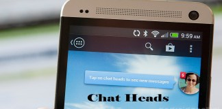 Chat Heads - How to Enable and Disable Chat Heads