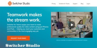 Switcher Studio - Download Switcher Studio App | Live Stream of Videos