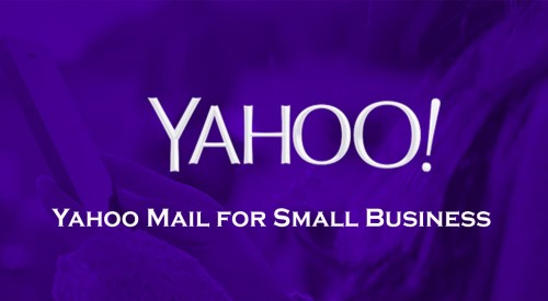 Yahoo Mail for Small Business