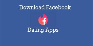 Download Facebook Dating Apps