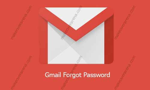 Gmail Forgot Password
