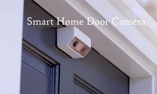 Smart Home Door Camera