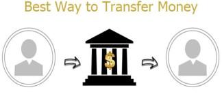 Best Way to Transfer Money