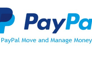 PayPal Move and Manage Money
