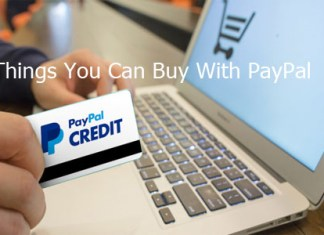 Things You Can Buy With PayPal