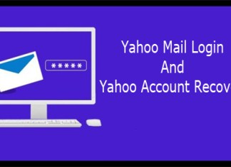 Yahoo Mail Login and Yahoo Account Recovery
