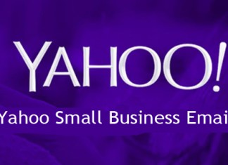 Yahoo Small Business Email