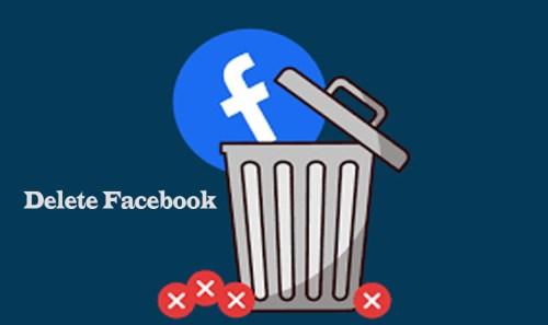 Delete Facebook - Delete Facebook Account | Delete Facebook Account Now