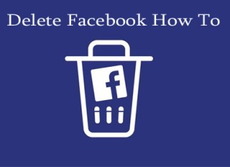 Delete Facebook How To