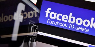 Facebook ID delete