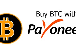 Buy BTC with Payoneer
