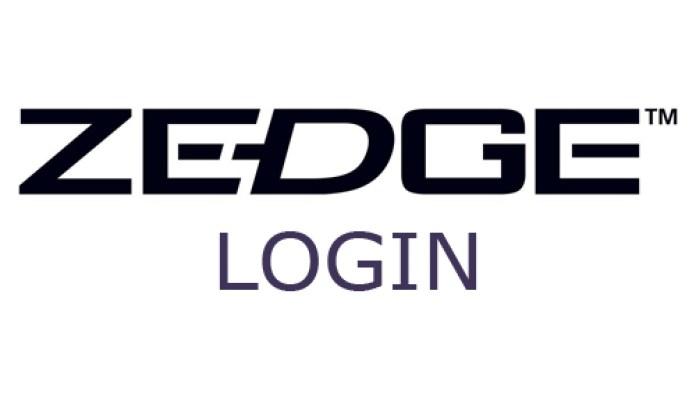 Zedge Login