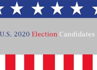 U.S. 2020 Election Candidates