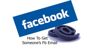 How To Get Someone's Fb Email
