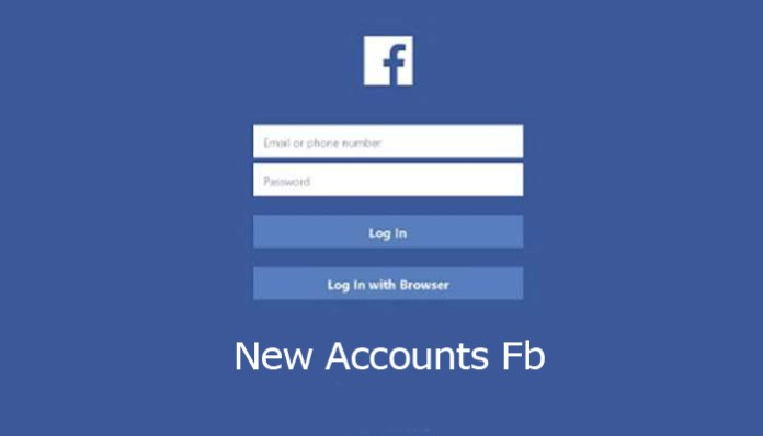 New Accounts Fb