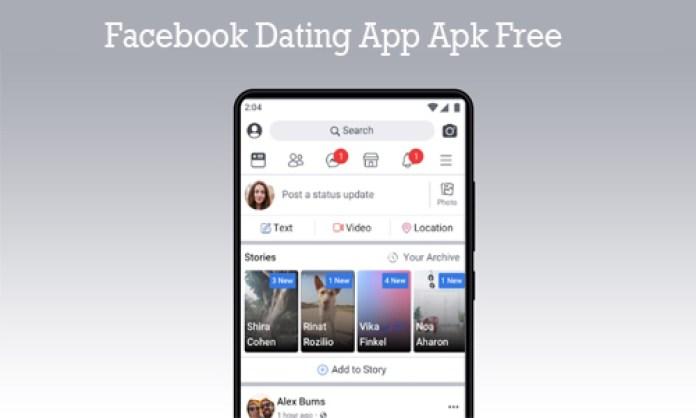Facebook Dating App Apk Free