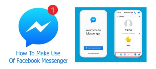 How To Make Use Of Facebook Messenger
