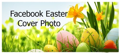 Facebook Easter Cover Photo