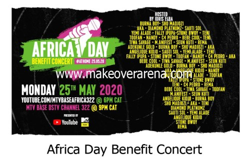 Africa Day Benefit Concert