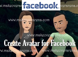 Create Avatar for Facebook