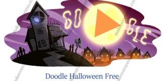 Doodle Halloween Free