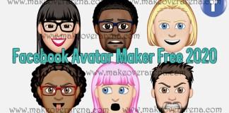 Facebook Avatar Maker Free 2020 - Facebook Avatar | Facebook Avatar App